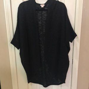 Mossimo women's cocoon cardigan sweater M